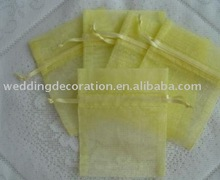 wholesale Organza Drawstring Wedding Bags