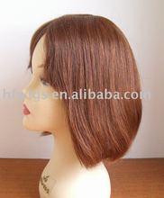 mono lace wig