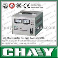 SVC AC.Automatic Voltage Regulator(AVR)