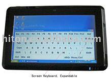 windows xp system or Win7 OS UMPC