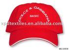 T/C 80/20 cap material/fabric