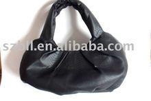 2011 new design elegant pu leather handbag
