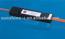 1*2 multi mode fiber optic splitter