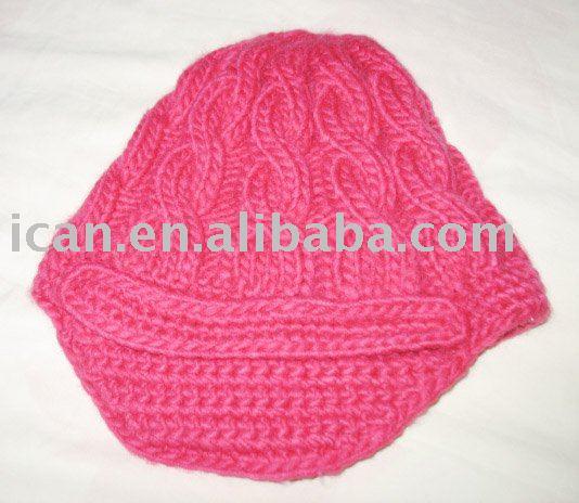 Peaked Cap Knitting Pattern : Olavs blog