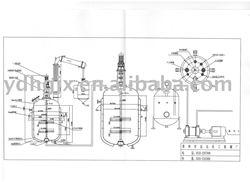 Alkyd Resin Machine