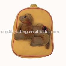 Plush Toy Bag animal pattern