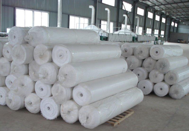 Rollo de tela de algodón