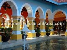 lisa-s-engelbrecht-lobby-of-iberostar-resort-mayan-riviera-mexico)oil painting art for living room