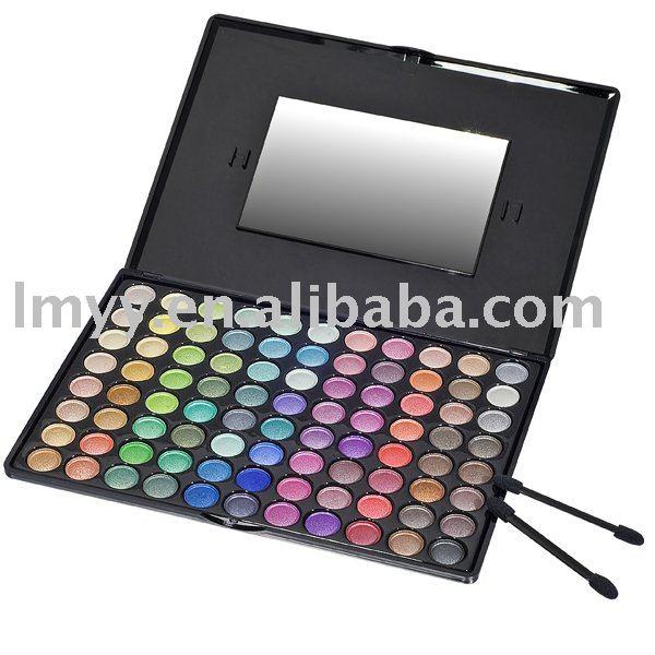 See larger image: Eye Makeup mineral makeup makeup brushes cosmetics set