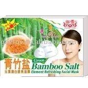 Bamboo Salt Face Mask