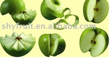 Chinese green apple