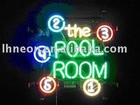 Billiard room Neon Light