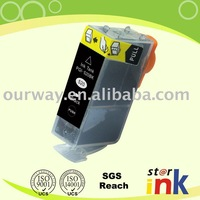 Compatible Color Ink Cartridge for Canon PGI-520BK with chip