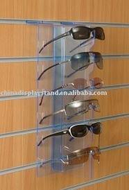 Acrylic Slatwall Sunglass Display