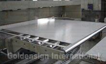GS pvc rigid board for door cover