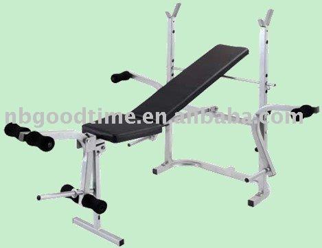 Equipo de levantamiento de pesas