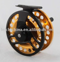Die Casting and Machine Cut Fly Reel