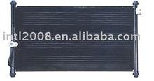 auto condenser for HONDA / China auto condenser manufacture/China condenser supplier
