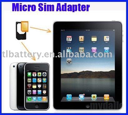 Micro sim adapter datart