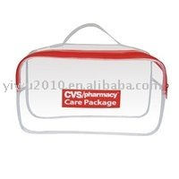 Promotional Plastic Bags,Bag-See Thru with Handle