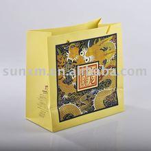 popular cake packing bags, food packing