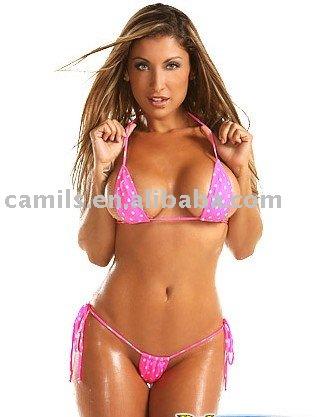 2012 Sexy Bikini, Bandeau Bikini