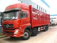 340hp 8*4 cargo truck, heavy cargo truck,used truck