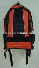 solar hiking bag