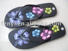 new design cheap pe slipper