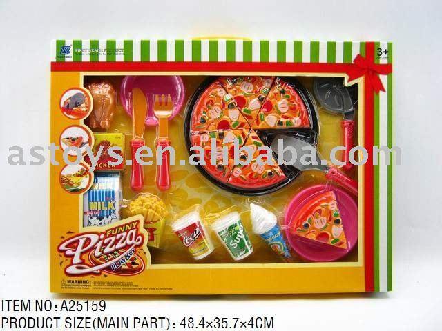 ensemble de jeu de cuisine de pizza jouets cuisine id du produit 321553553 alibaba