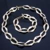 & B62 Mens Curve jewelry sets