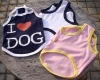 Print cotton dog clothing(S221B), Dog pet clothing, Dog pet clothes