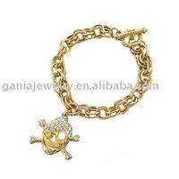 Hot Sale Skull Jewelry Bracelet