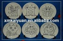 children plate /porcelain dinnerware (100-556)