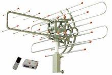 amplified rotating outdoor tv antenna model 850