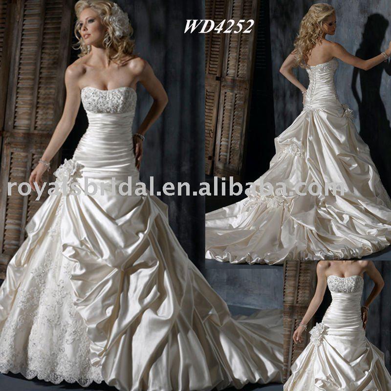 Tari&-39-s blog: Jenny Lee 39s wedding dress style 1106 is a white ...
