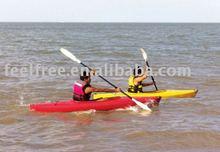 single leisure kayak