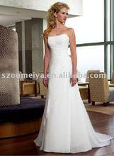 Enjoy a good reputation at home and abroad Wedding Dress J0452