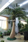 fake artificial coconut tree,fake plastic tree and plants,fake trees