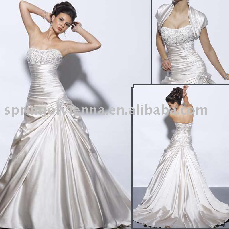 2010 new arrival wedding gown 7719 - Detailed info for 2010 new arrival wedding gown 7719,wedding gown,2010 new arrival wedding gown 7719,7719 on Alibaba.com