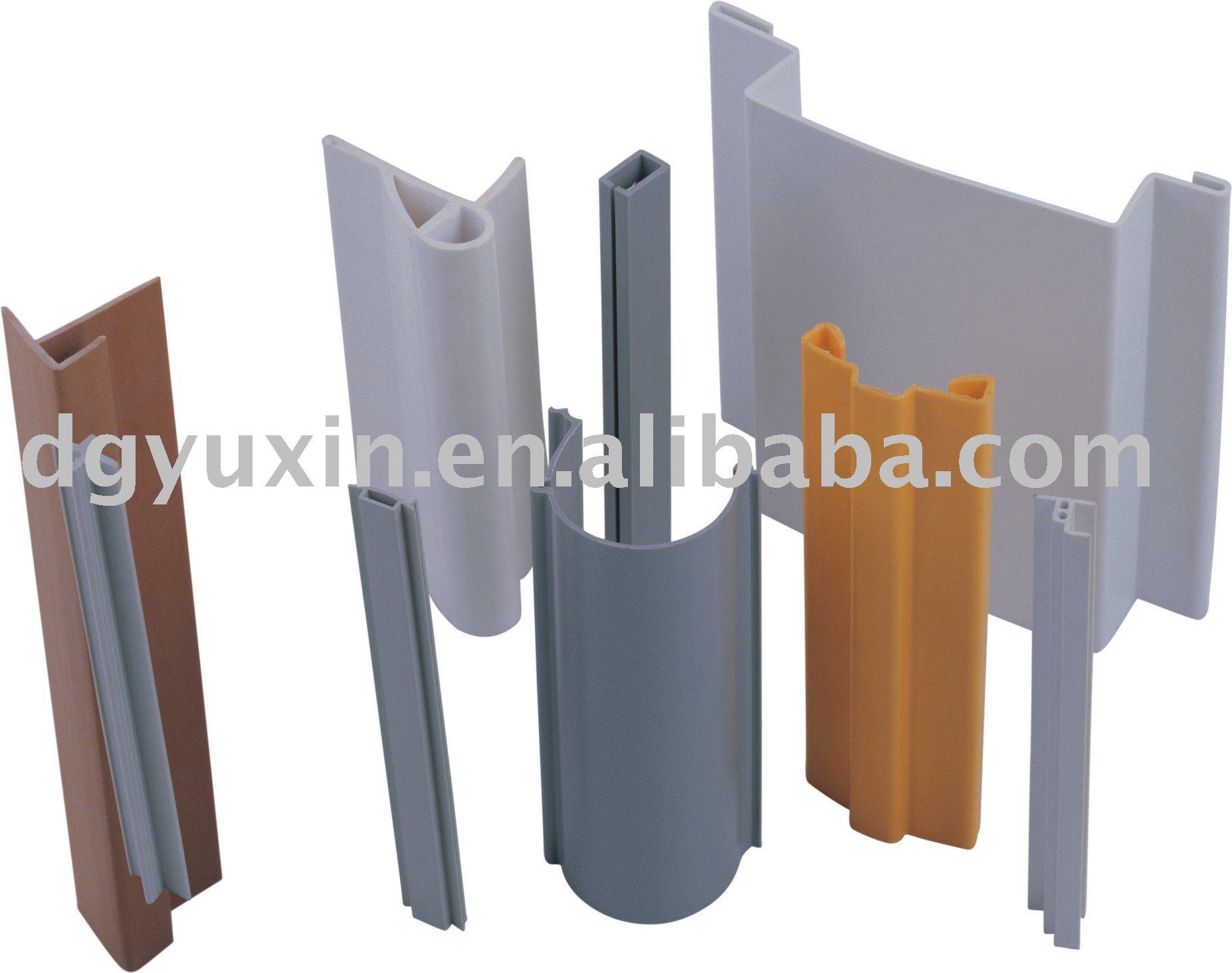 pc pe abs pmma pvc profiles plastic profile plastic. Black Bedroom Furniture Sets. Home Design Ideas