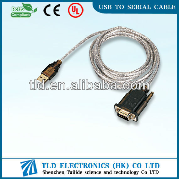 USB to RS232 (9-pin) Cable
