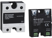5A to 100A Analog Switching AC solid state relay