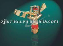 Water zinc alloy rotary sprinkler