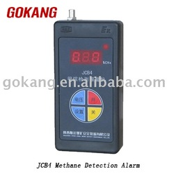 JCB4 methane portable detector