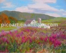 spring landscape,landscape oil painting