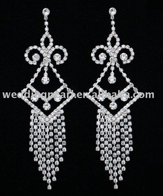 The Bridal Jewelry Store - Chandelier Earrings