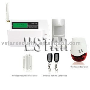 Alarm System Without Phone Line