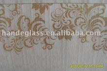 Decorative 5mm glass(HD-1016)