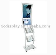 Exhibition stand: display stand display rack display shelves